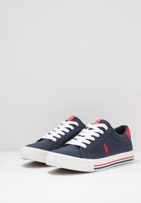 Polo Ralph Lauren - EVANSTON - Sneakers basse - navy/red - 2