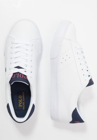 Polo Ralph Lauren - THERON - Sneakers basse - white/navy - 0
