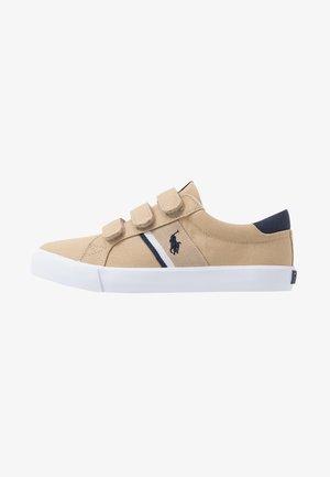 GAFFNEY - Sneakers basse - khaki/navy/white
