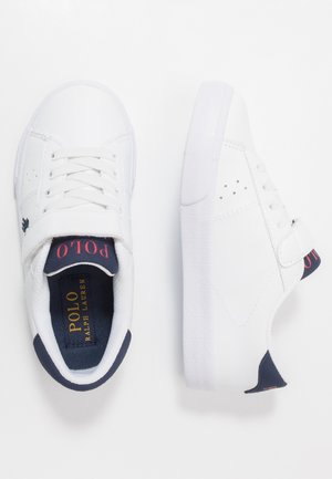THERON - Trainers - white/navy