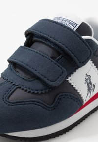 Polo Ralph Lauren - BIG PONY JOGGER - Sneakers laag - navy/paperwhite