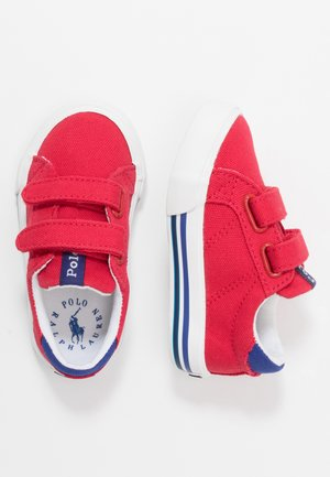 EVANSTON - Sneakers basse - red/navy
