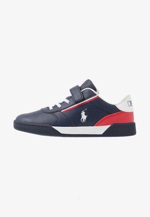 KEELIN - Sneakers laag - navy/red/white