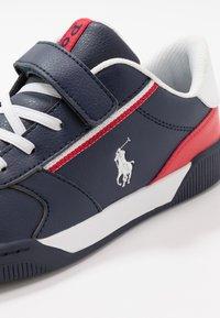 Polo Ralph Lauren - KEELIN - Sneakers laag - navy/red/white - 2