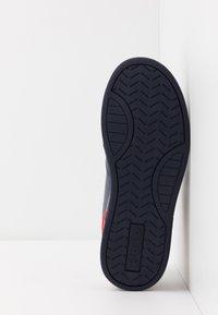 Polo Ralph Lauren - KEELIN - Sneakers laag - navy/red/white - 5