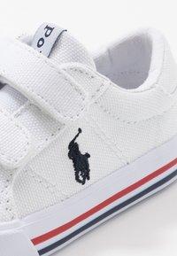 Polo Ralph Lauren - EVANSTON  - Sneakers basse - white/navy - 2