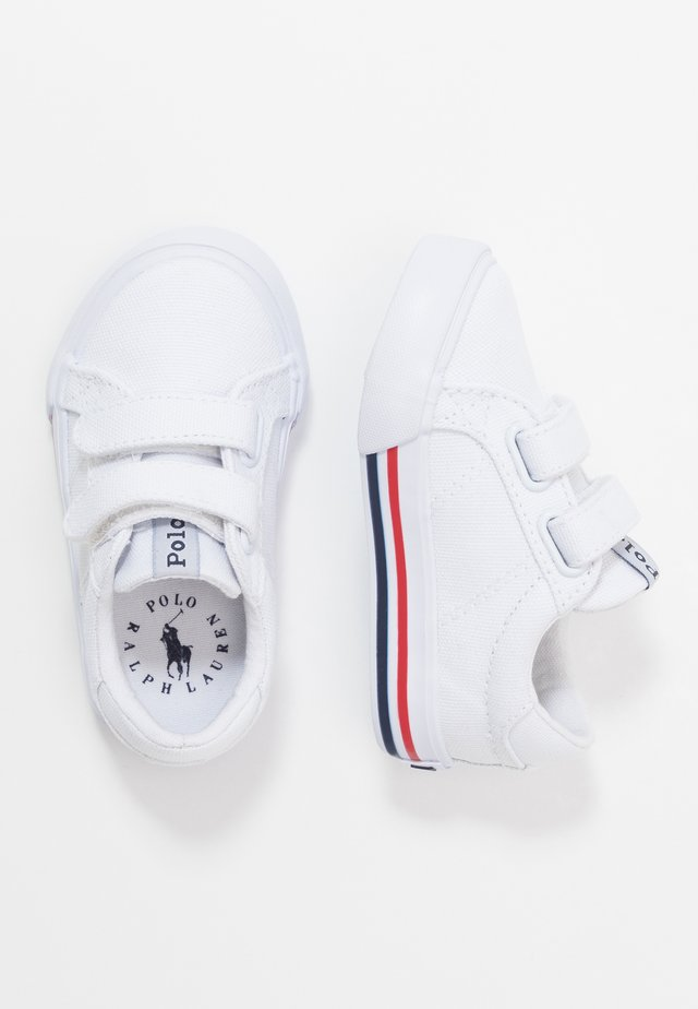 EVANSTON  - Trainers - white/navy