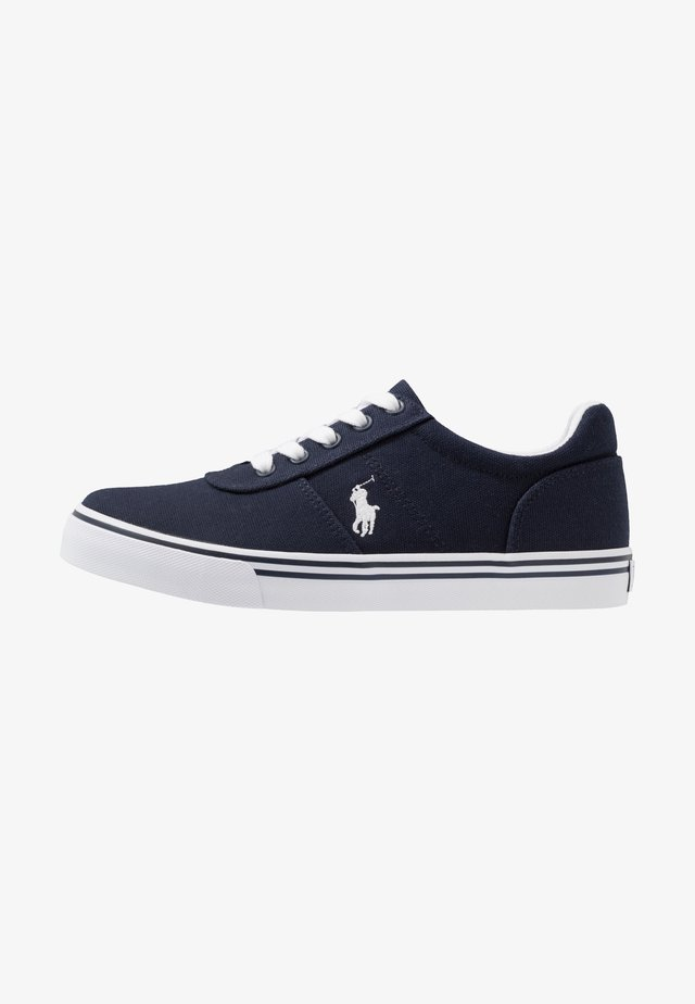 HANFORD - Sneakers - navy/white