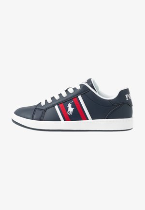 OAKLYN - Sneakers laag - navy/red/white