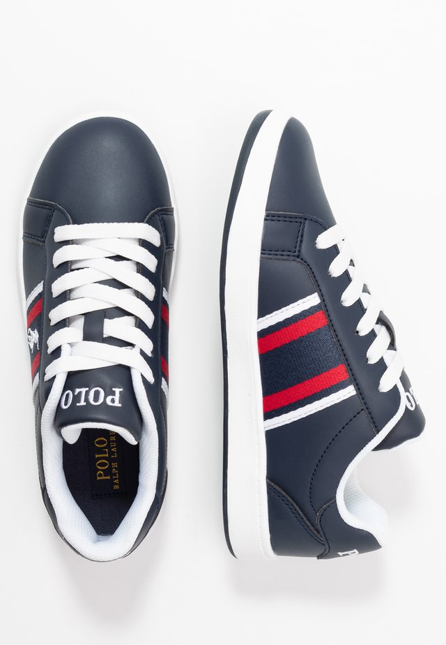 OAKLYN - Sneakers - navy/red/white