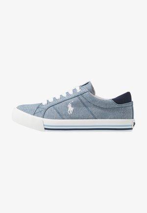 EVANSTON - Sneakers laag - blue/white