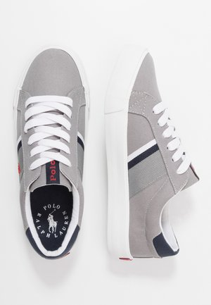 GAFFNEY - Sneakersy niskie - grey /navy/ white/red