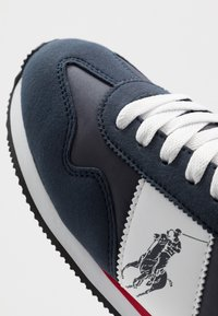 Polo Ralph Lauren - BIG PONY JOGGER - Sneakers laag - navy/paperwhite - 2