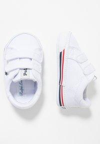 Polo Ralph Lauren - EVANSTON LAYETTE - Geboortegeschenk - white/navy - 0