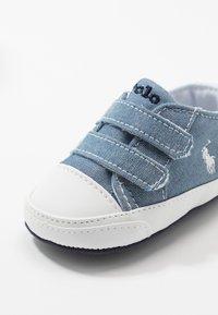 Polo Ralph Lauren - DANYON EZ LAYETTE - Krabbelschuh - blue/navy - 2