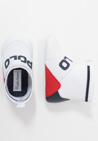 Polo Ralph Lauren - CHANING BOOTIE LAYETTE - Geboortegeschenk - white/navy/red - 0