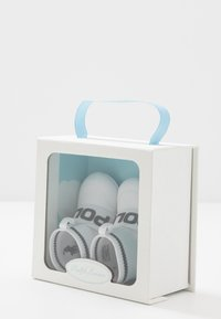 Polo Ralph Lauren - CHANING BOOTIE LAYETTE - Geboortegeschenk - white/navy/red - 6