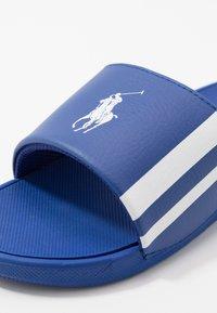 Polo Ralph Lauren - BENSLEY II - Sandaler - royal/white - 2