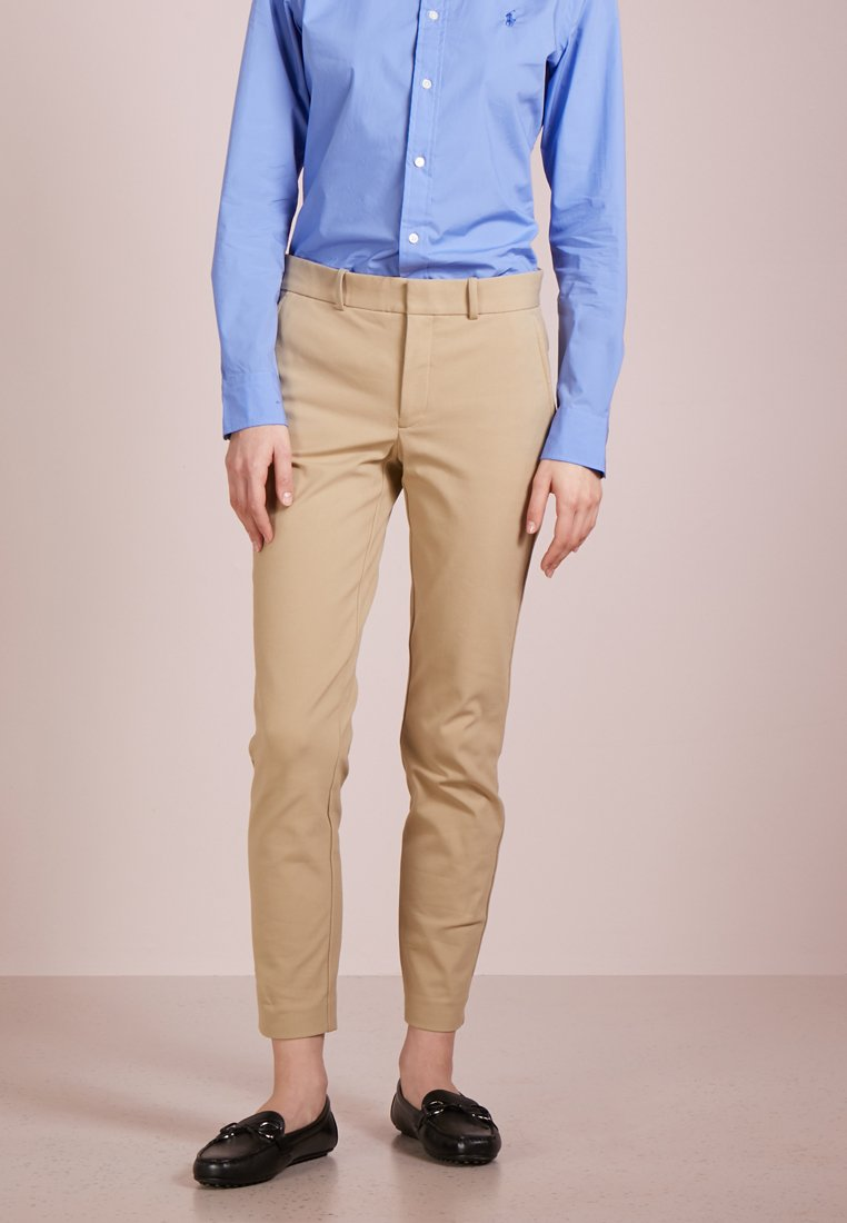 Polo Ralph Lauren - BISTRETCH - Trousers - burmese tan