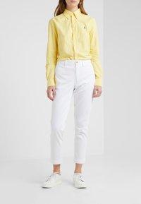 Polo Ralph Lauren - Pantaloni - white - 0