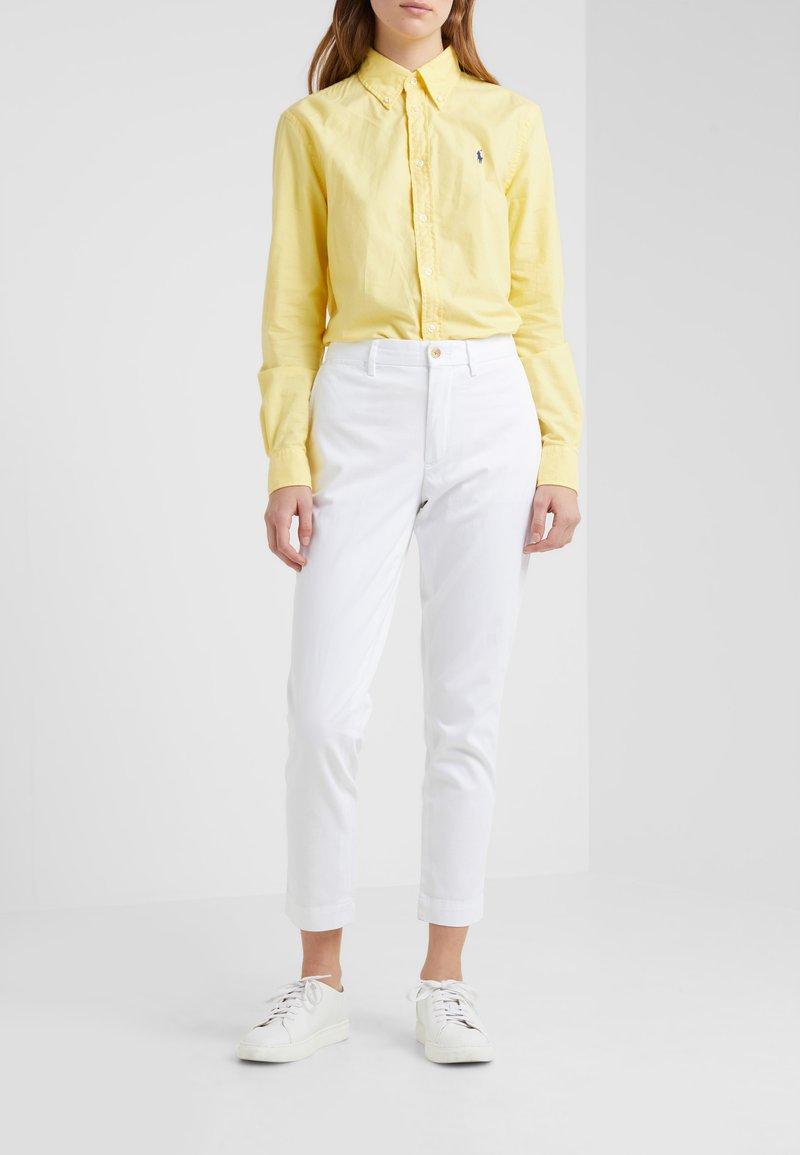 Polo Ralph Lauren - Pantaloni - white