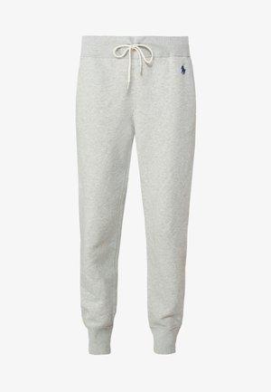 SEASONAL - Pantalones deportivos - sport heather