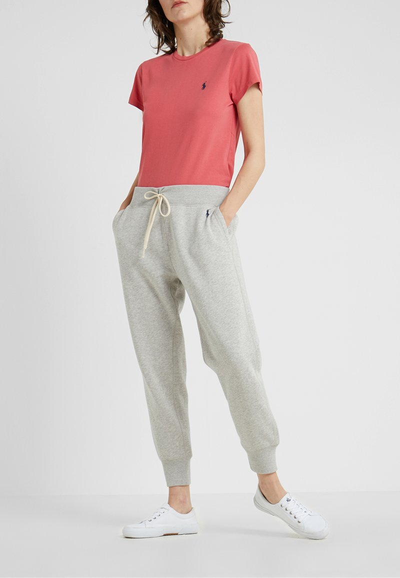 Polo Ralph Lauren - SEASONAL - Teplákové kalhoty - sport heather