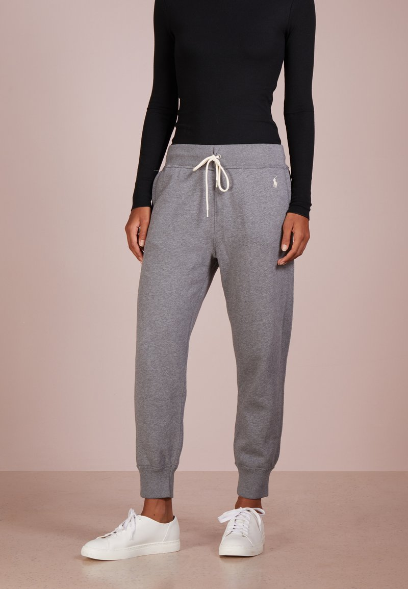 Polo Ralph Lauren - SEASONAL - Pantaloni sportivi - boulder grey heat