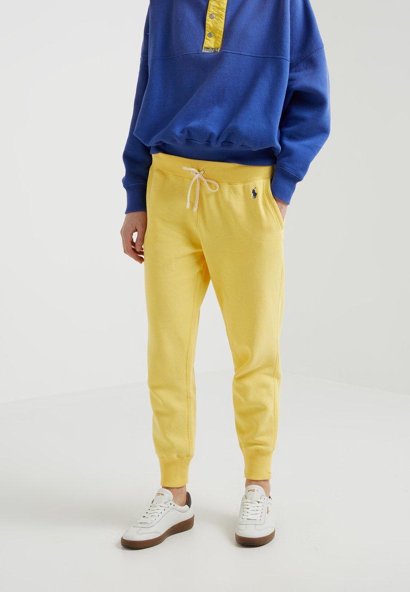 Polo Ralph Lauren - SEASONAL - Pantalones deportivos - oasis yellow