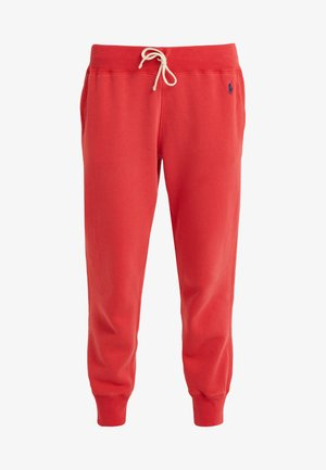 SEASONAL - Tracksuit bottoms - evening post red