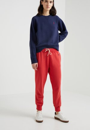 SEASONAL - Pantaloni sportivi - evening post red