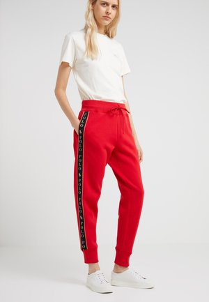 SEASONAL - Pantalon de survêtement - red