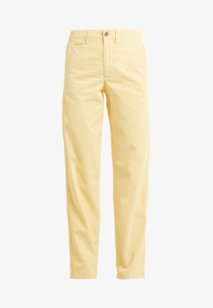 MONTAUK - Kalhoty - oasis yellow