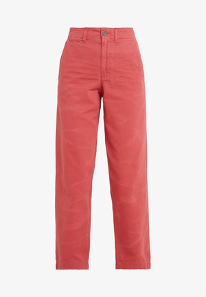MONTAUK - Kalhoty - nantucket red