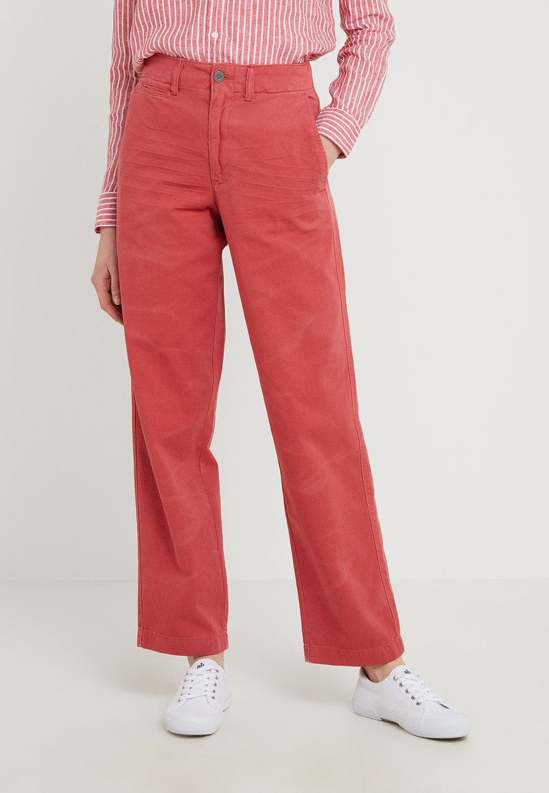 Polo Ralph Lauren - MONTAUK - Stoffhose - nantucket red