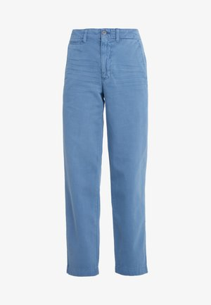 MONTAUK - Trousers - capri blue