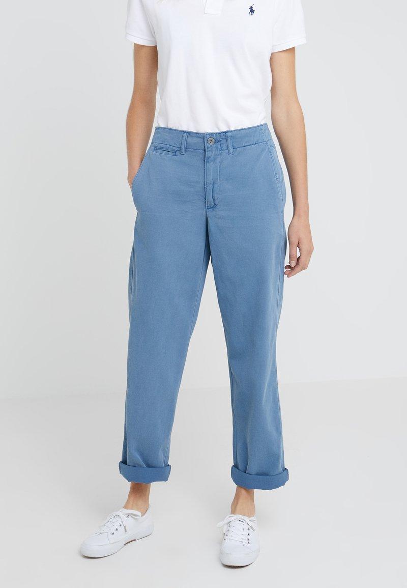 Polo Ralph Lauren - MONTAUK - Trousers - capri blue