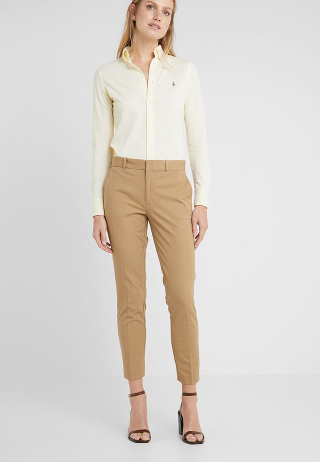 MODERN BISTRETCH - Chinos - luxury tan