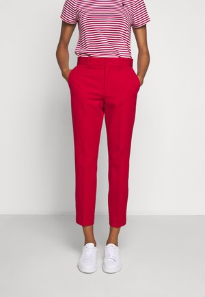 MODERN BISTRETCH - Chino - martin red