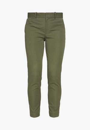 MODERN BISTRETCH - Chinos - dark sage