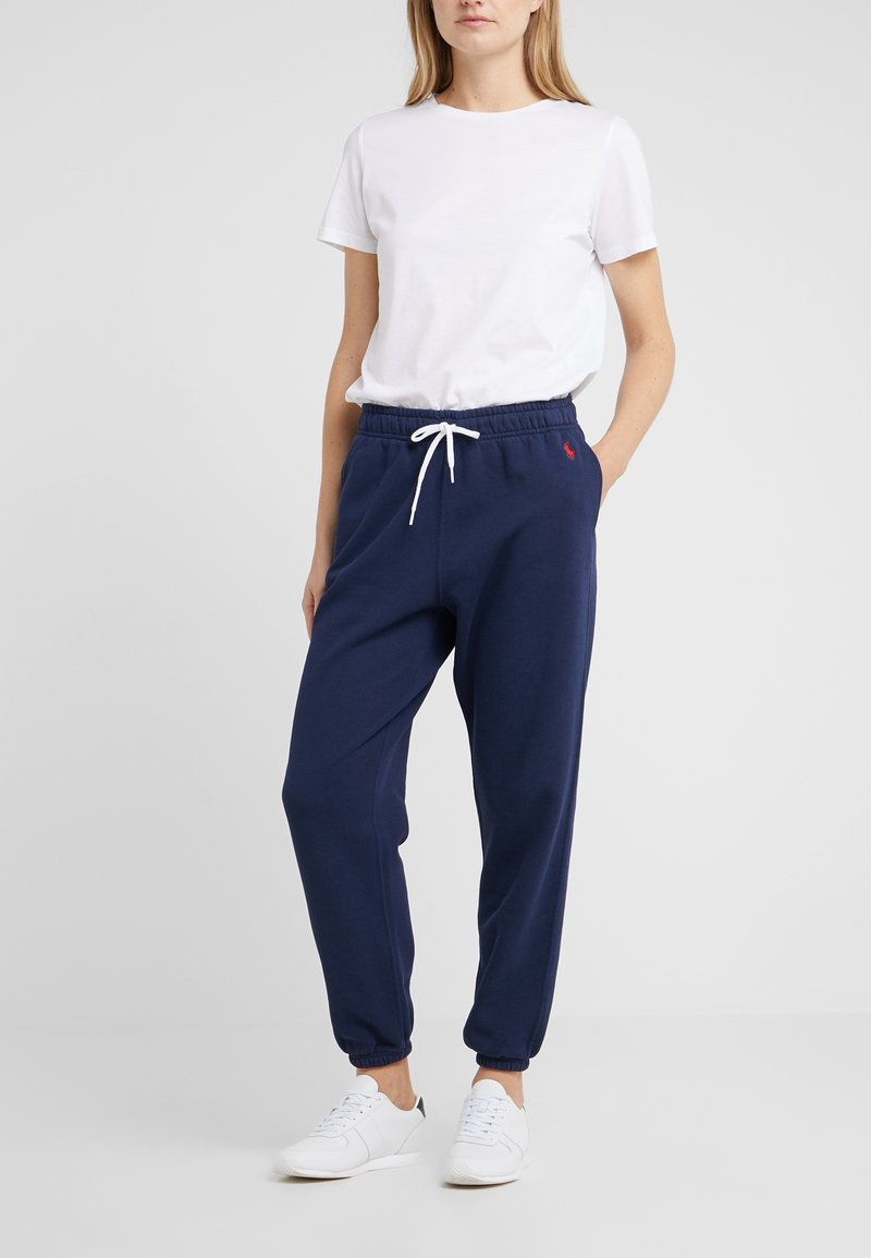Polo Ralph Lauren - SEASONAL  - Pantalon de survêtement - cruise navy