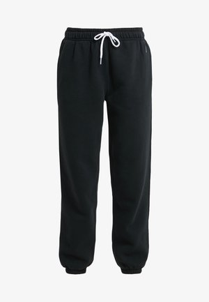 SEASONAL  - Tracksuit bottoms - polo black