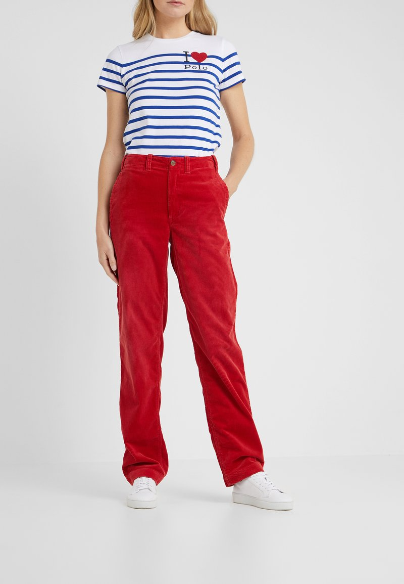 Polo Ralph Lauren - Stoffhose - new red