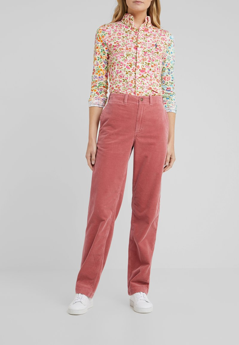 Polo Ralph Lauren - Trousers - desert rose