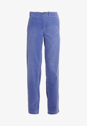 Trousers - indigo sky