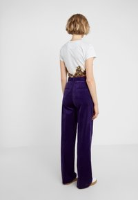 Polo Ralph Lauren - Pantaloni - college purple - 2