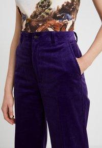 Polo Ralph Lauren - Pantaloni - college purple - 3