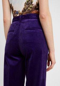 Polo Ralph Lauren - Pantaloni - college purple - 5