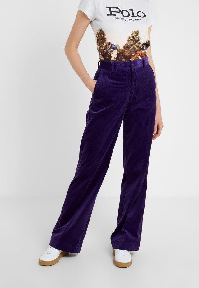 Pantalones - college purple