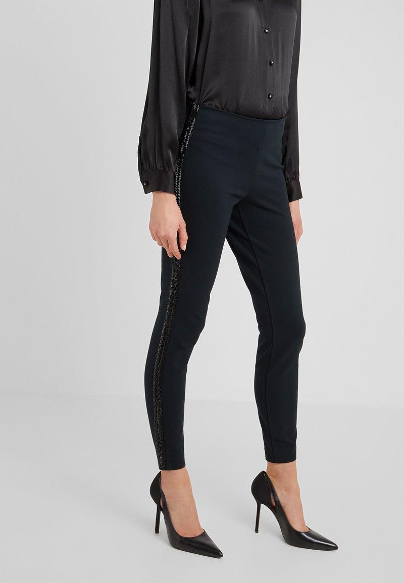 Polo Ralph Lauren - STRUCTURED - Leggings - collection black